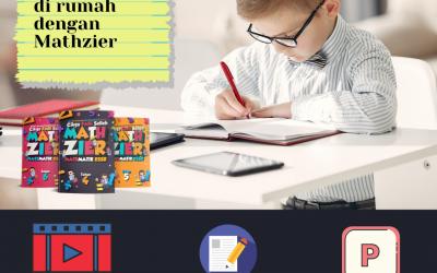 Bantu Anak-Anak Belajar di Rumah dengan Mathzier