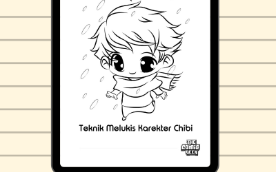 Download Modul Teknik Melukis Karakter Chibi PERCUMA!