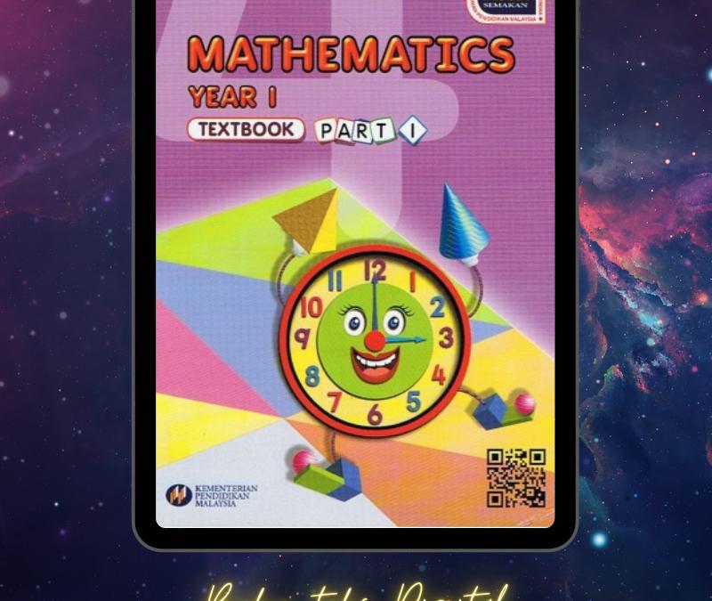 Digital Textbook Mathematic Year 1 Part 2 Sekolah Kebangsaan