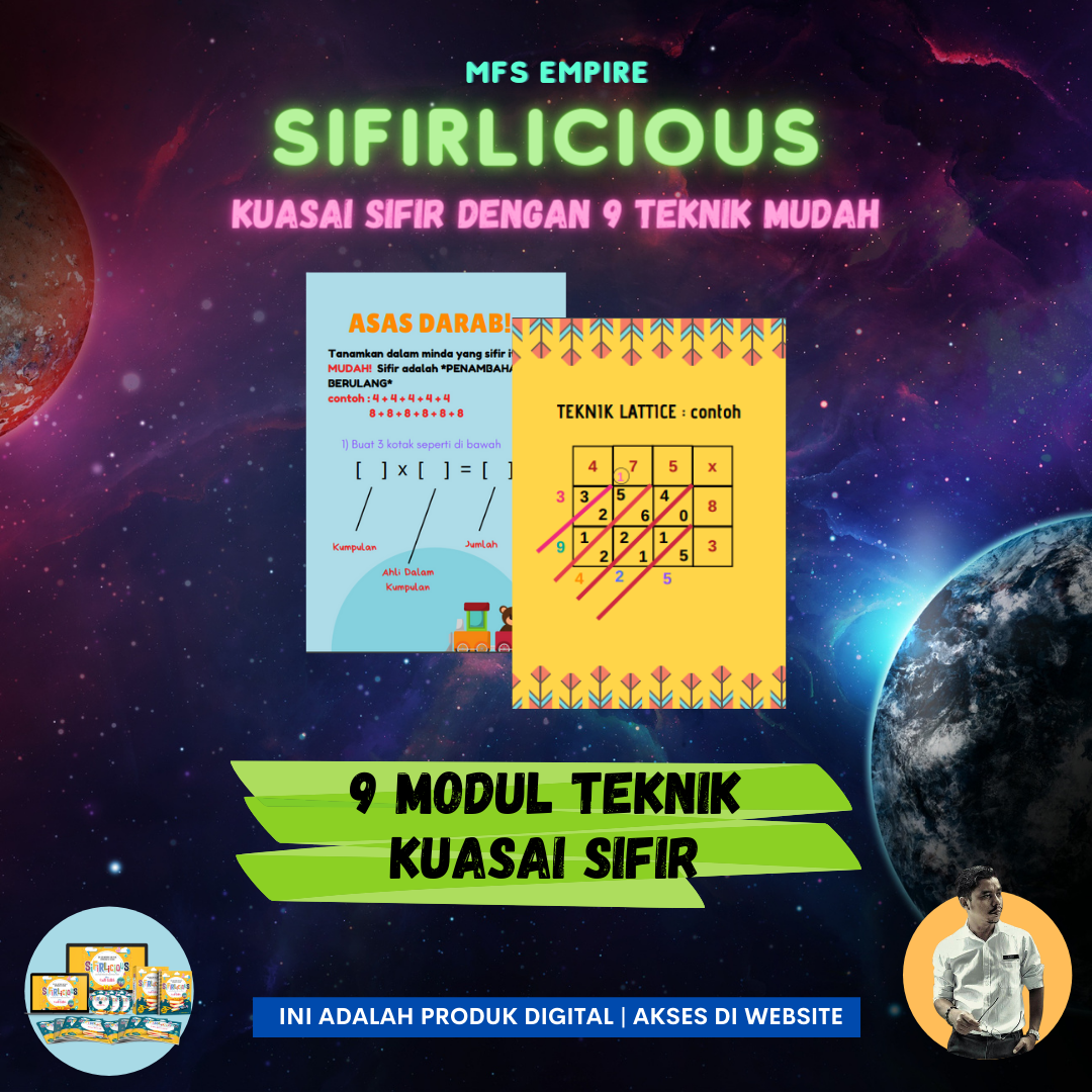 Sifirlicious-teknik
