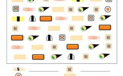 Let's Start Counting The Sushi
