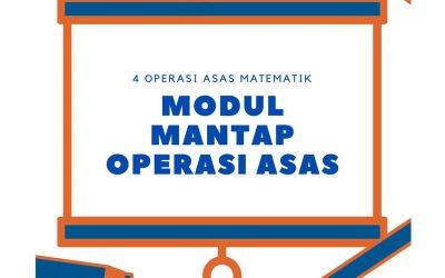 Download PERCUMA Modul Mantap Operasi Asas Matematik