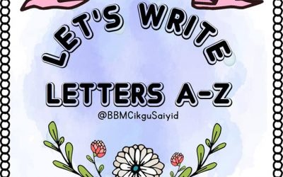 Let's Trace the Letters A to Z