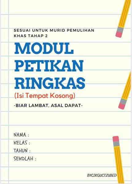 Modul-Petikan-Ringkas-Tanda-Baca-1