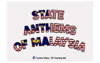 Himpunan Lagu-Lagu Negeri Di Malaysia