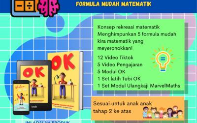 Anak tak minat Matematik? Rasa Matematik susah? Tak faham? Benci dengan nombor? – Cikgu Mohd Fadli Salleh dan Dr Salbiah Salleh
