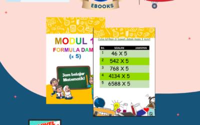 Marvel Maths – Modul Khusus untuk Menambah Minat Murid Dalam  Matematik