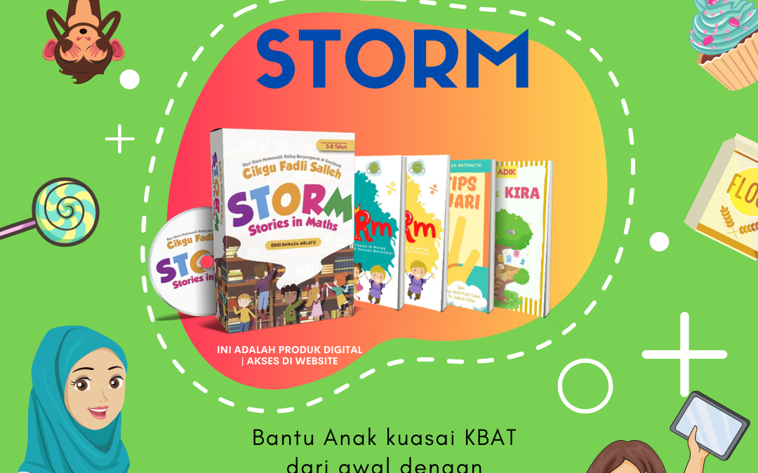 Di negara Barat, Anak-Anak Kecil Dibacakan Buku Cerita Sebelum Anak itu Tidur
