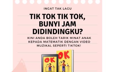 """Ingat Tak Lagu """"Tik Tok Tik Tok, Bunyi Jam Didindingku""""…?"""