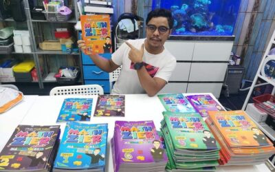 Dapatkan Buku Mathzier Asas dan Mathzier Bijak Cikgu Mohd Fadli Salleh