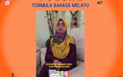 E-Book Formula Bahasa Melayu (ForBam)