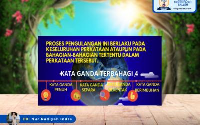 Aktiviti PdPR Bahasa Melayu Tahun 2: Parkir di Hutan Lipur Bukit Wang Jitra Kedah (Kata Ganda)