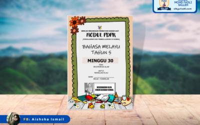 Bahasa Melayu Tahun 5 Tema 7: Kelestrian Alam Unit 21 : Teknologi Hijau